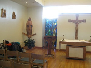 Our Lady of the Skies Chapel